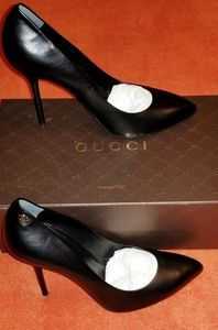 Gucci Moliata Black pump